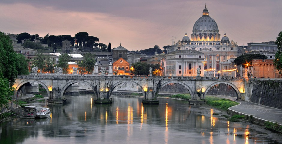 Rome (Italy) by Maria Llorens