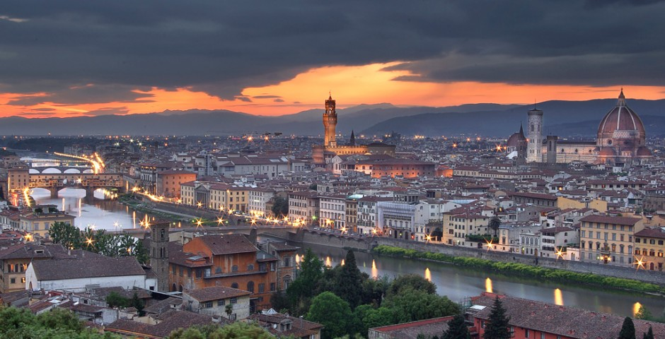 Florence (Italy) by Maria Llorens