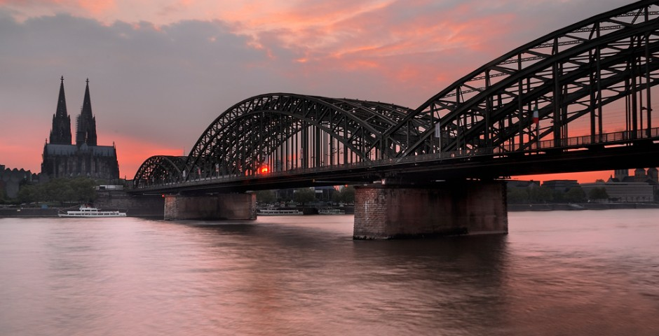 Koln (Germany) by Maria Llorens