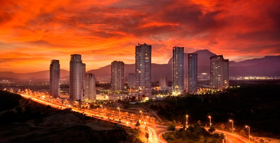 Benidorm (Spain) by Maria Llorens