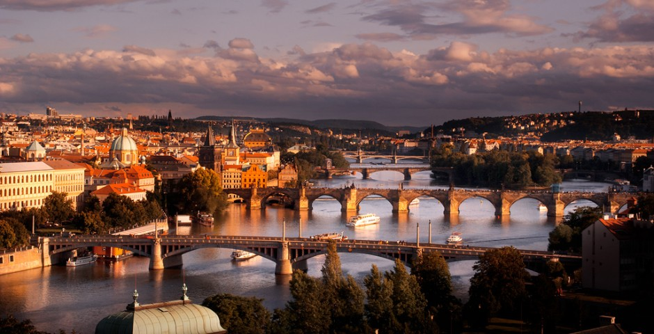 Prague (Czech Republic) by Maria Llorens