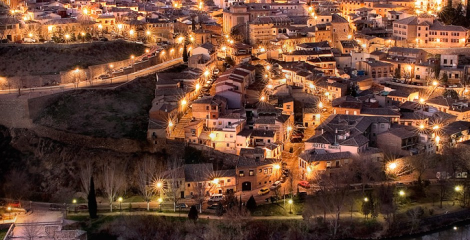 Toledo (Spain) by Maria Llorens